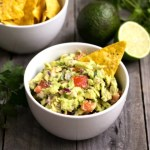 Healthy Guacamole Recipe #SundaySupper