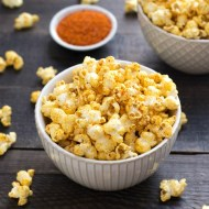 Sweet and Spicy Popcorn Recipe