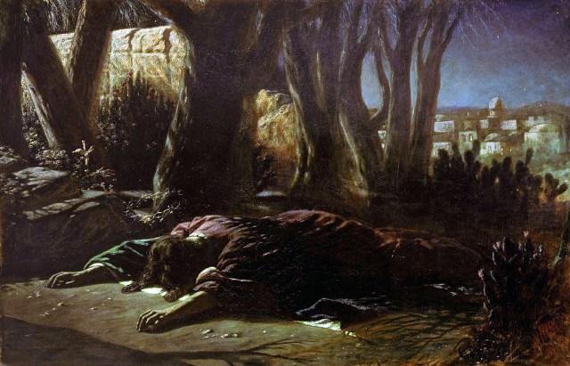 Gethsemane 36
