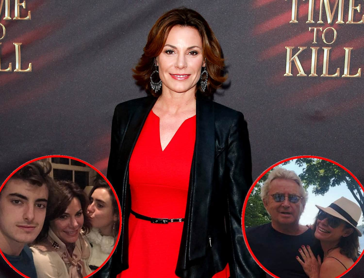 More Details Revealed About Luann De Lesseps Lawsuit Filed by Her Kids RHONY LuAnn De Lesseps Sued by Kids Noel and Victoria de Lesseps Ex Husband  Count