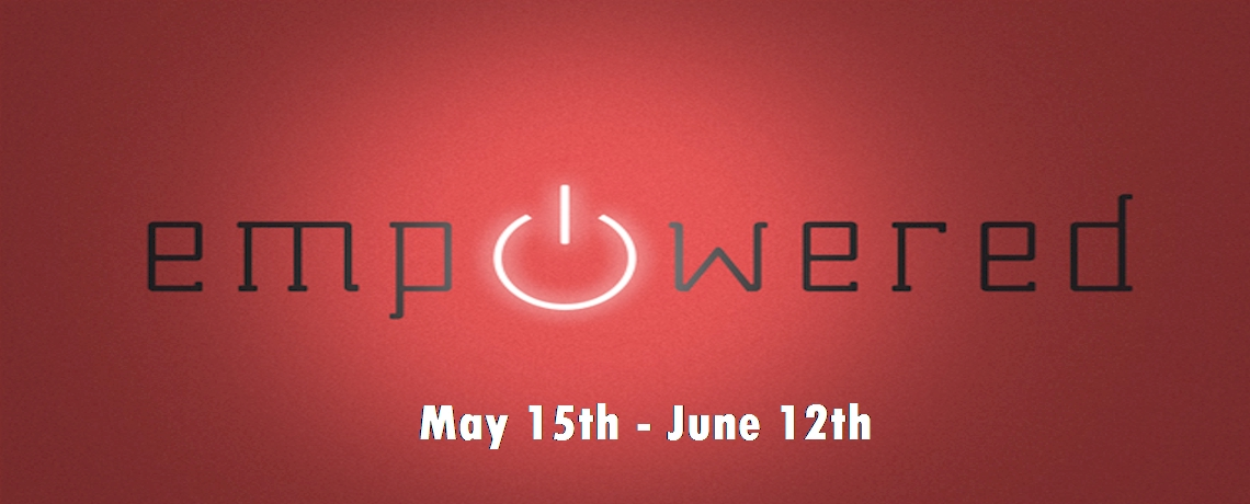 empowered – A New Series Over The Holy Spirit