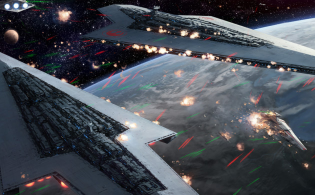 space battle