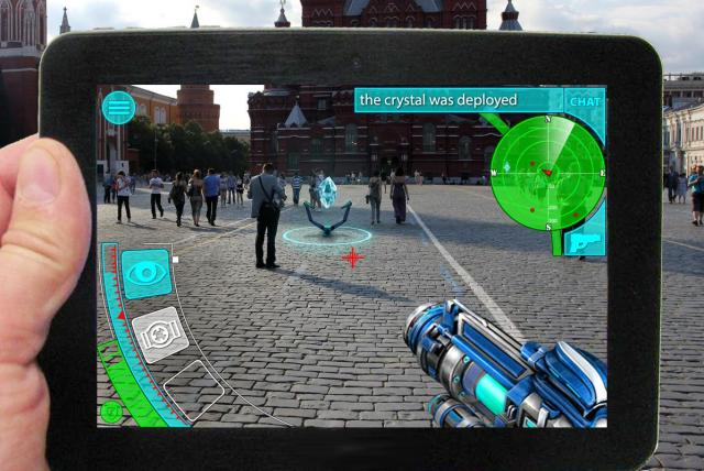 ar gaming geographic