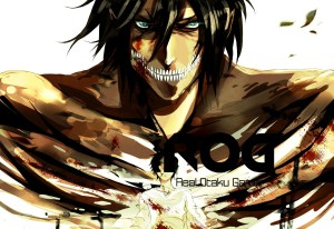 Attack on Titan Eren Titan