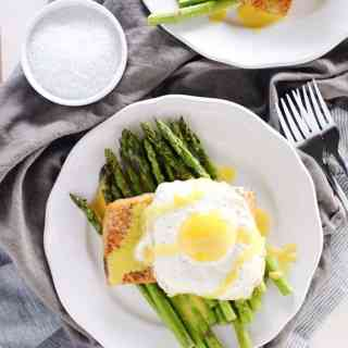 Roasted-Salmon-and-Asparagus-with-Hollandaise-Sauce-two