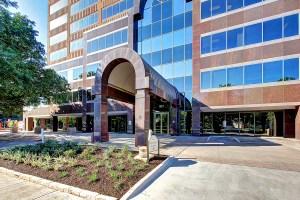 811 Barton Springs building in Austin