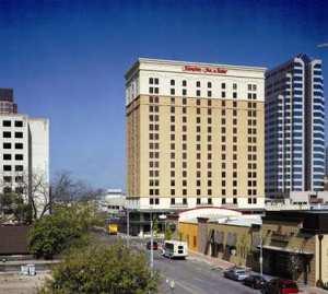 Hampton Inn in Downtown Austin purchased for $53 million.
