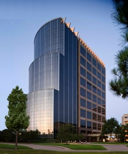 Swift Energy will occupy this Hines building in Greenspoint Place in Houston.