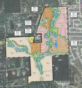 Lakes at Creekside Plan