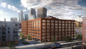 Hines' T3 office development in Minneapolis received WiredScore certification. The building will open in fall of 2016.