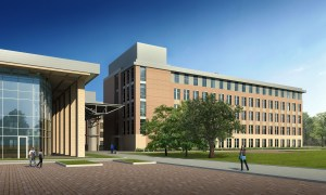 Rendering of project started at 5,2000-acre Texas A&M campus.