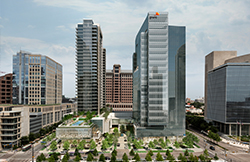 Rendering of Park District project being built in Dallas.