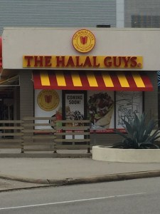 The Halal Guys restaurants entering Houston market.