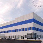 Rendering of TPI manufacturing plant to be built in Mexico.