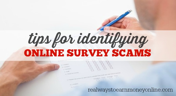 Tips For Identifying Online Survey Scams