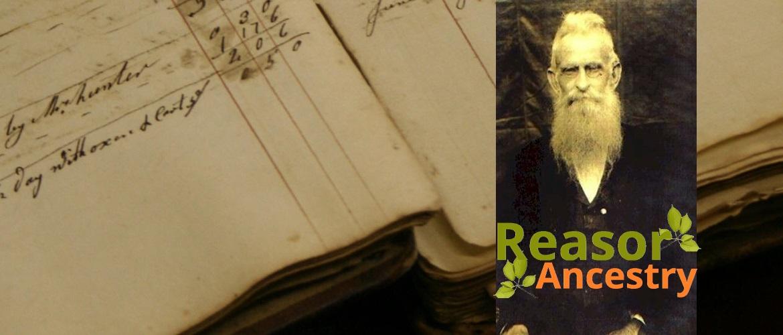 Reasor Ancestry