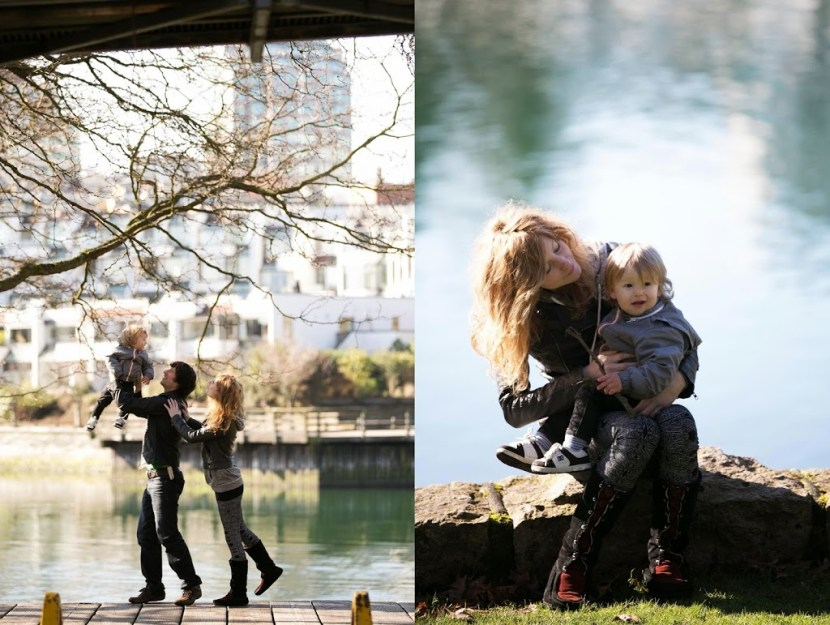 vancouver family photography - rebbi anderson