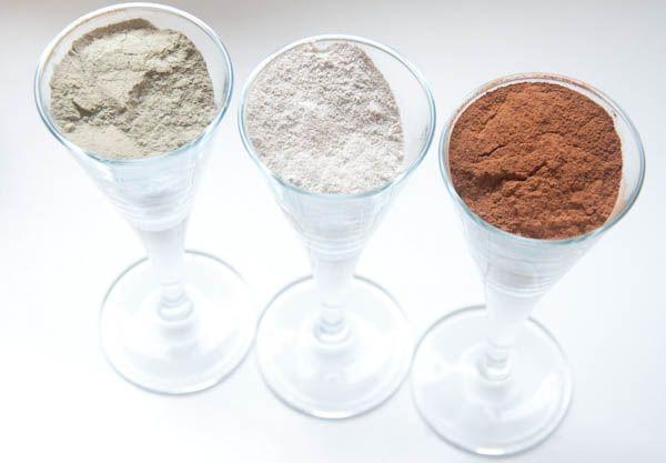 Las propiedades de la arcilla son en general comunes, pero cada tipo tiene su especialidad