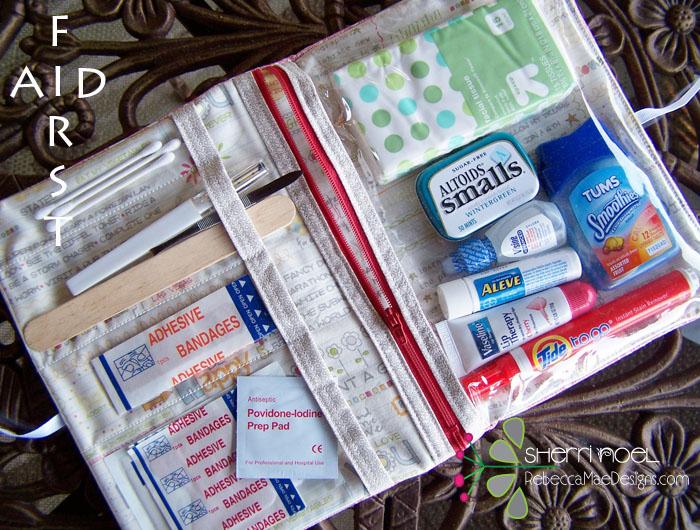 SEW MAMA SEW ~ Emergency Kit Tutorial