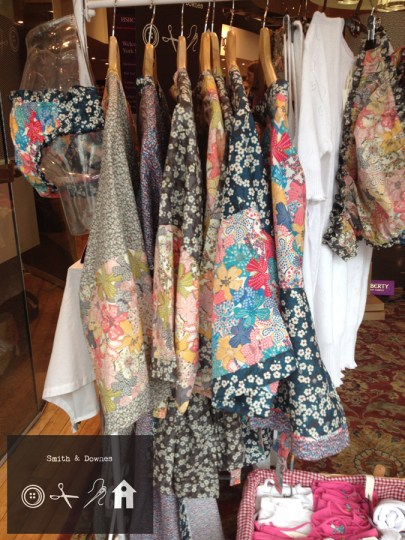 Liberty Kimonos by Smith and Downes