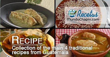 4 traditional recipes