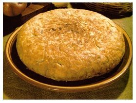 Tortilla de Patata y Coliflor