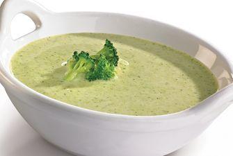 Sopa de coliflor y brocoli