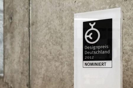 designpreis deutschland 2012 rechteck felix schwake