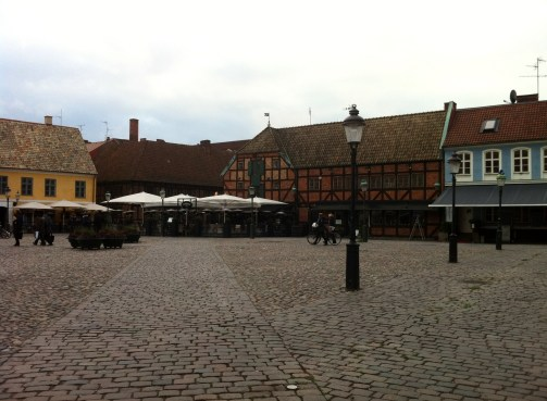 The lovely Lilla Torg square