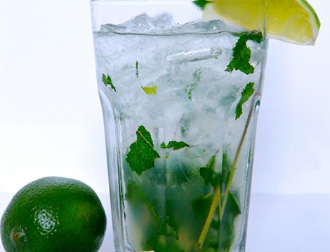 Mojitos (Low-Carb & Sugar Free)
