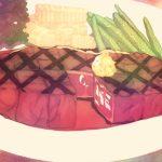 anime steak