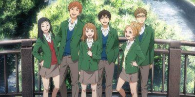 anime series like orange