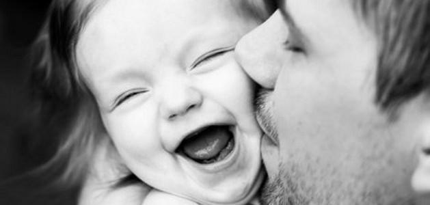 Amor do pai é uma das maiores influências da personalidade da criança