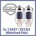 Mullard 12AX7 の音の感想