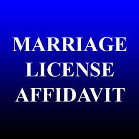 marriage-license-affidavit