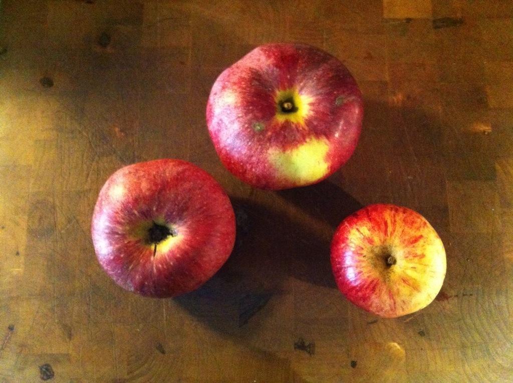 La pomme Dickson
