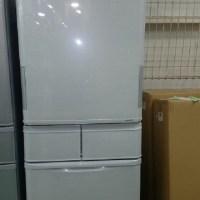 シャープ2014年製5ドア冷蔵庫SJ-PW42Y