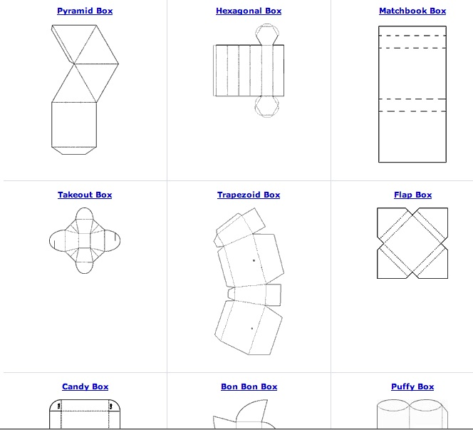 all sorts of free box patterns great for recycling paper and cardstock  u2013 recycled crafts