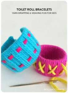 toilet-roll-bracelets