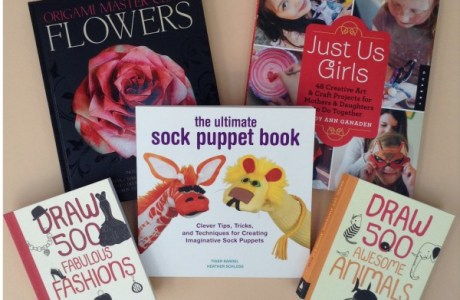 ultimate sock puppet book