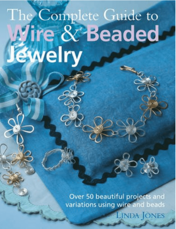 Giveaway- The Complete Guide to Wire and Beaded Jewelry
