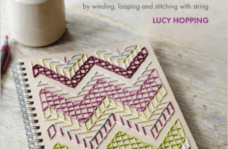 Giveaway- String Craft: Create 35 fantastic projects by winding, looping, and stitching with string