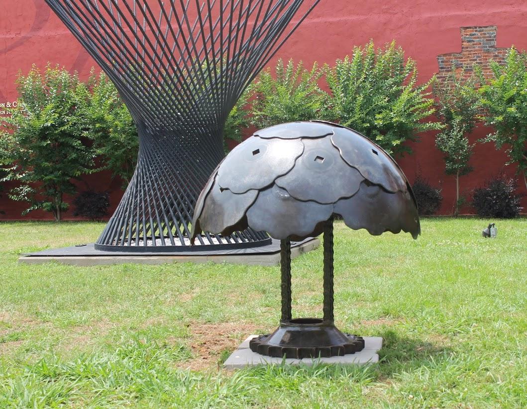 Fullsize Of Metal Yard Art