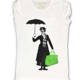 mia bag t-shirt mary poppins