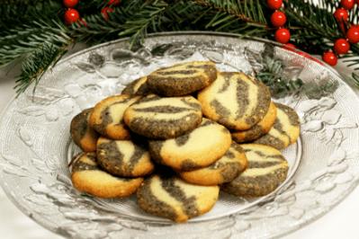 Christmas Tiger Cookies