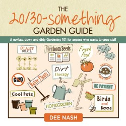 20-30 Something Garden Guide Cover