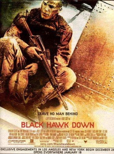 Poster do filme Falcão Negro em Perigo