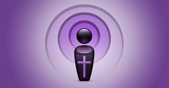 christian podcasting image