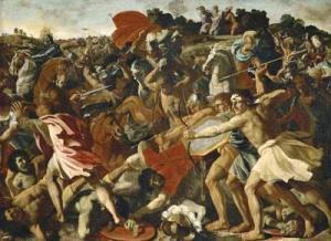 warfare in the Old Testament