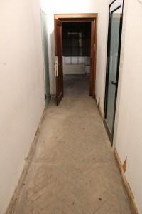 Couloir Chapelle et Sacristie